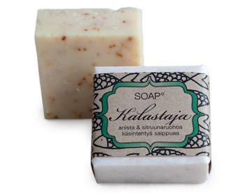 Soap bar | kalastaja