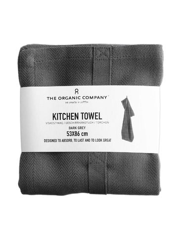 Kitchen towel | dark grey