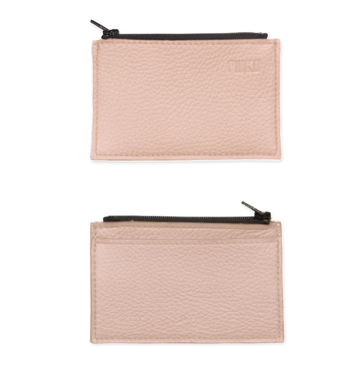 Coin & Card purse | light pink