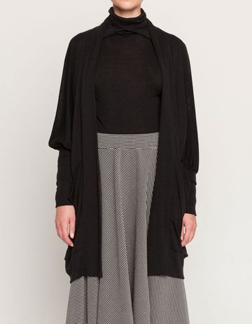 Vilja cardigan | black