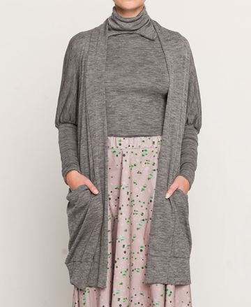 Vilja cardigan | grey