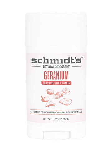 Deodorantti Stick Sensitive Geranium