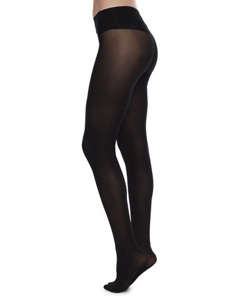Hanna premium seamless tights 40 den | black