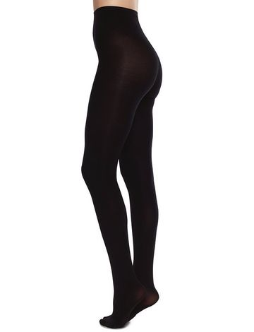 Lia tights 100 den | black