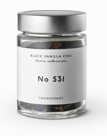 Vanilla chai | black tea nro 531 JAR