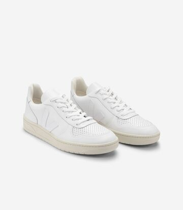 Tennarit | V-10 leather extra white