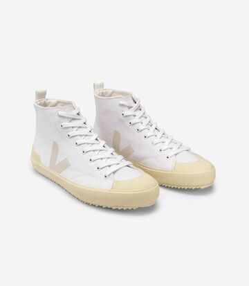 Canvas tennarit | nova HT white butter sole