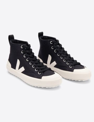 Veja mustat varsitennarit Nova hight top black pierre