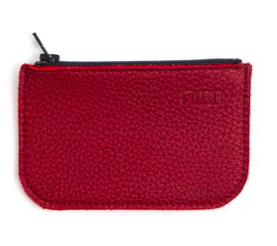 Coin purse | burgundy
