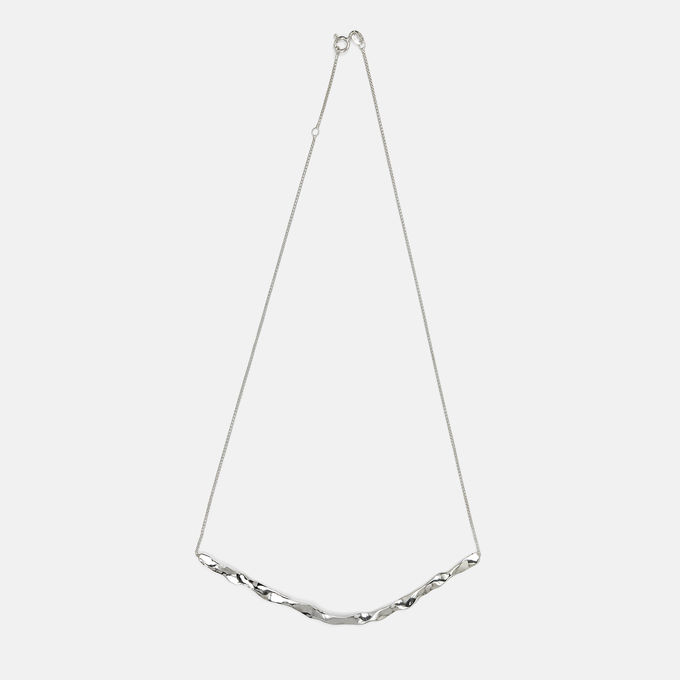 Laine necklace | silver