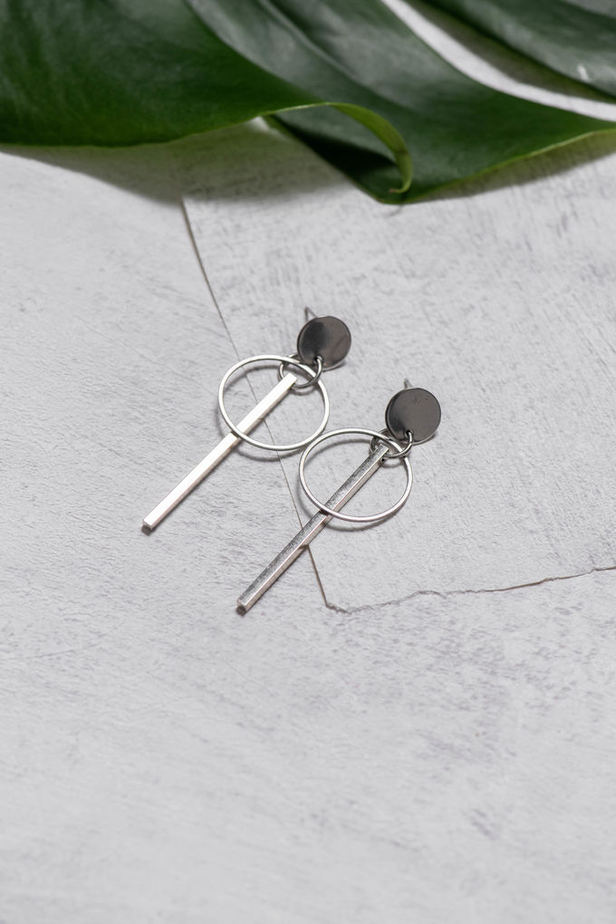 Geometria earrings | hopea