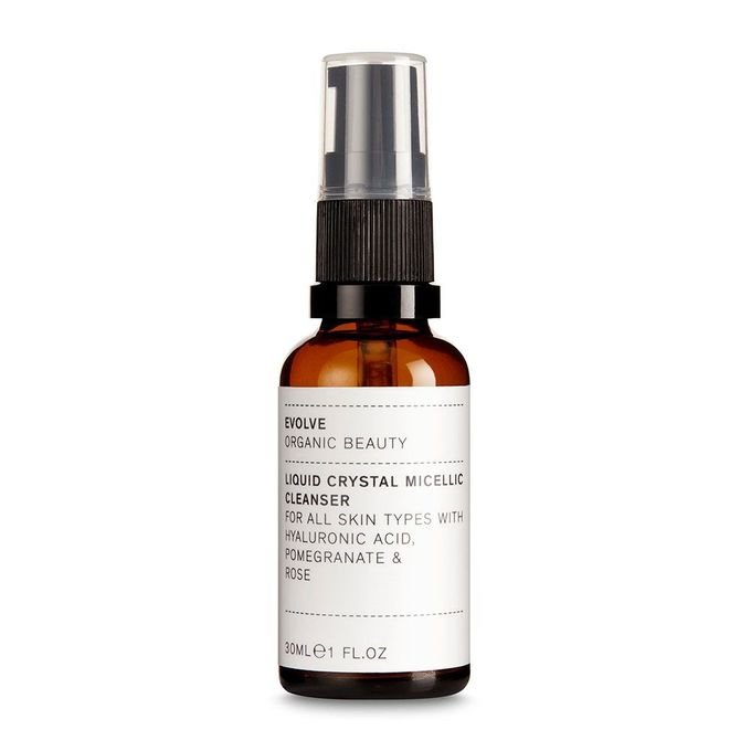 Liquid crystal micellic cleanser | misellivesi matkakoko 30 ml
