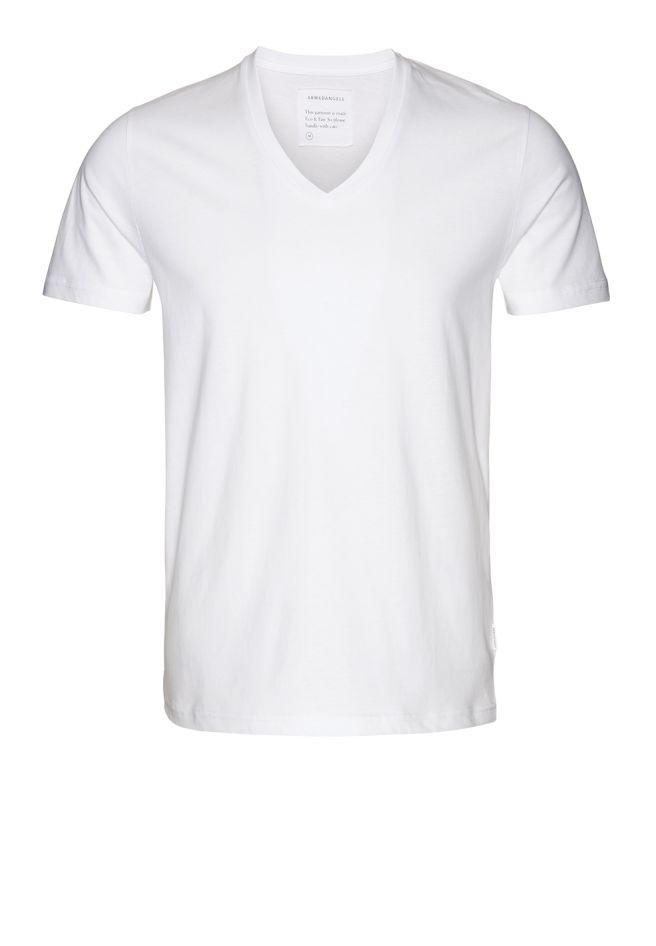 Chaarlie t-shirt | white