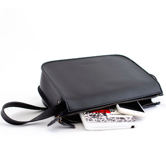LAURA cross body bag | black
