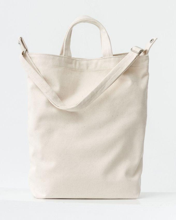 Duck Bag | natural canvas