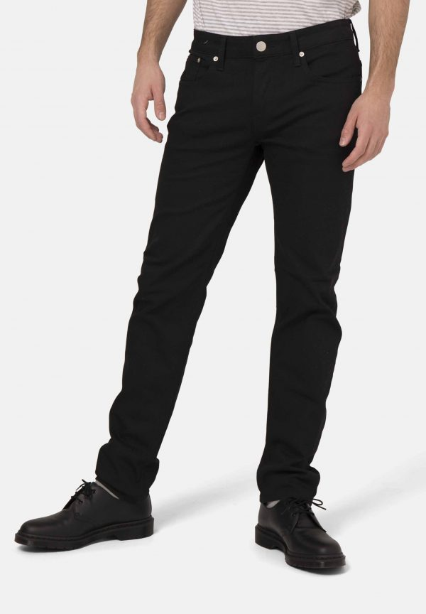 Regular Dunn jeans | black