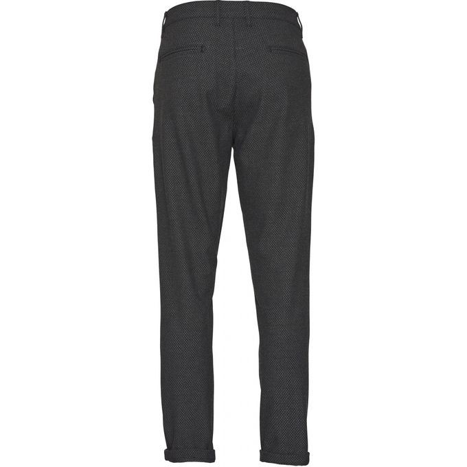 Joe garment dyed stretched pants | total eclipse