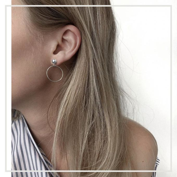 Meisi earrings | silver