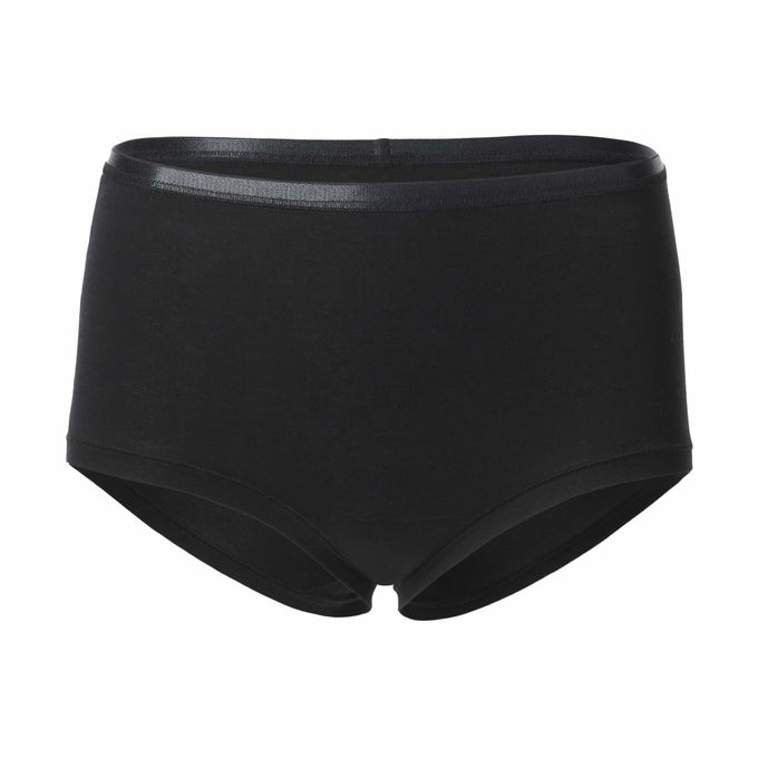 Brief Core High Rise alushousut | black