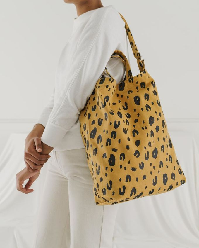 Duck bag | leopard