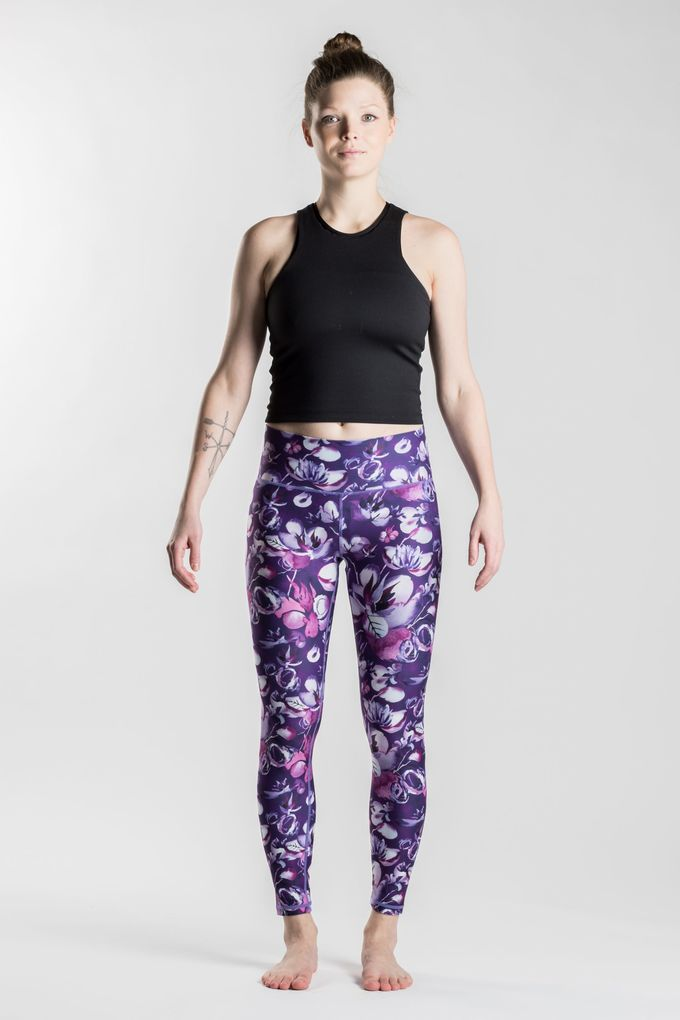 Gironlasta snowbed willow leggings | lily