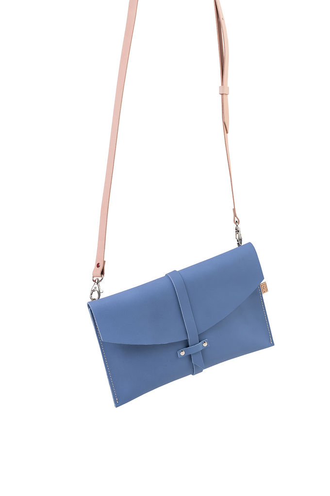 Agata handbag | blue
