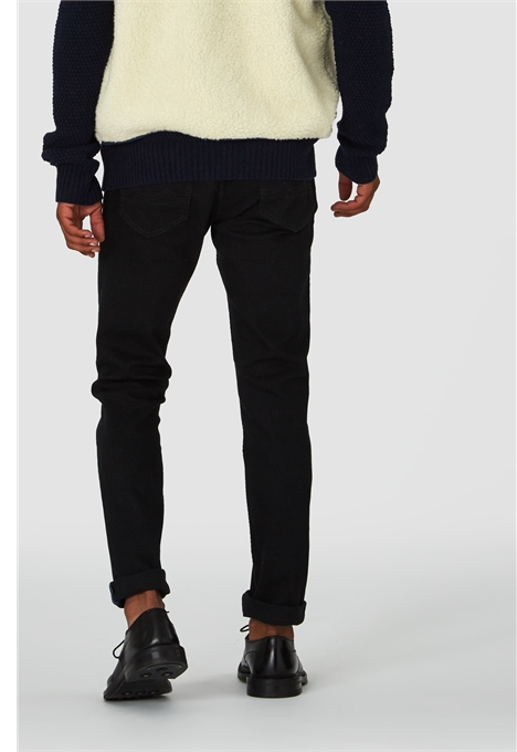 Charles mid rise slim | stay black