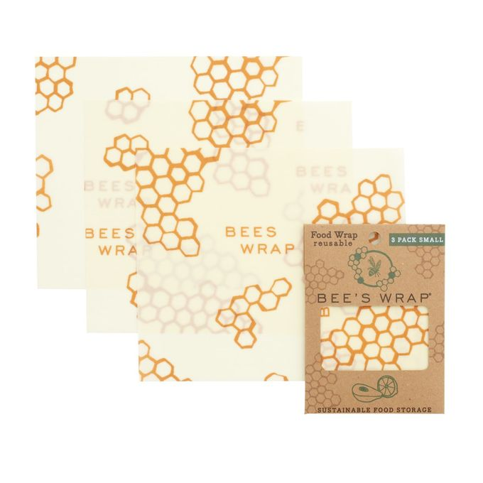 Bee's Wrap 3-pack | small