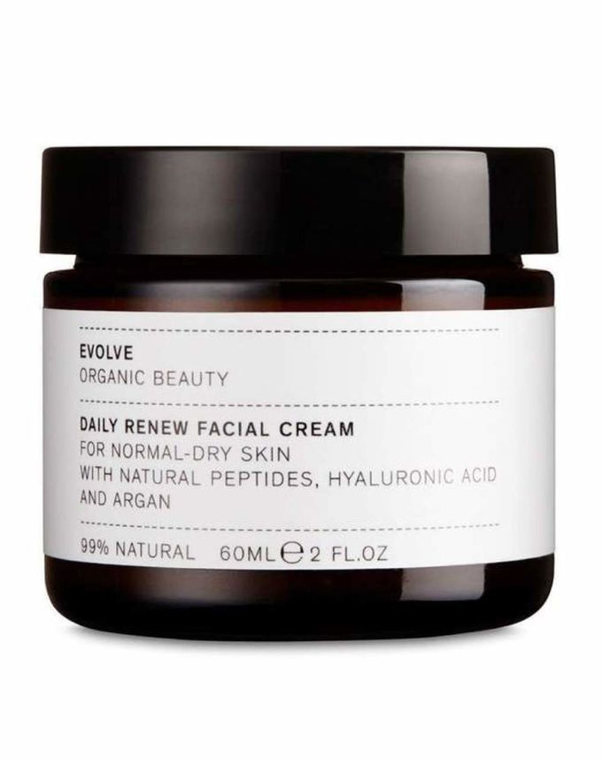 Daily renew facial cream | uudistava kasvovoide 60 ml
