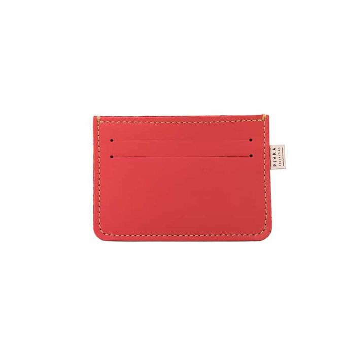 Palko wallet | bright red
