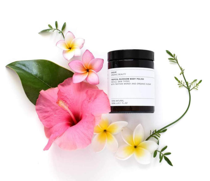 Tropical Blossom body polish | sokerikuorintavoide 180 ml