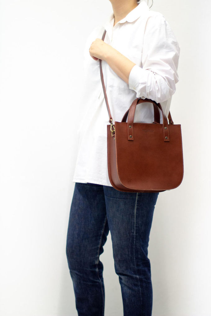 ISABEL big bag | brown