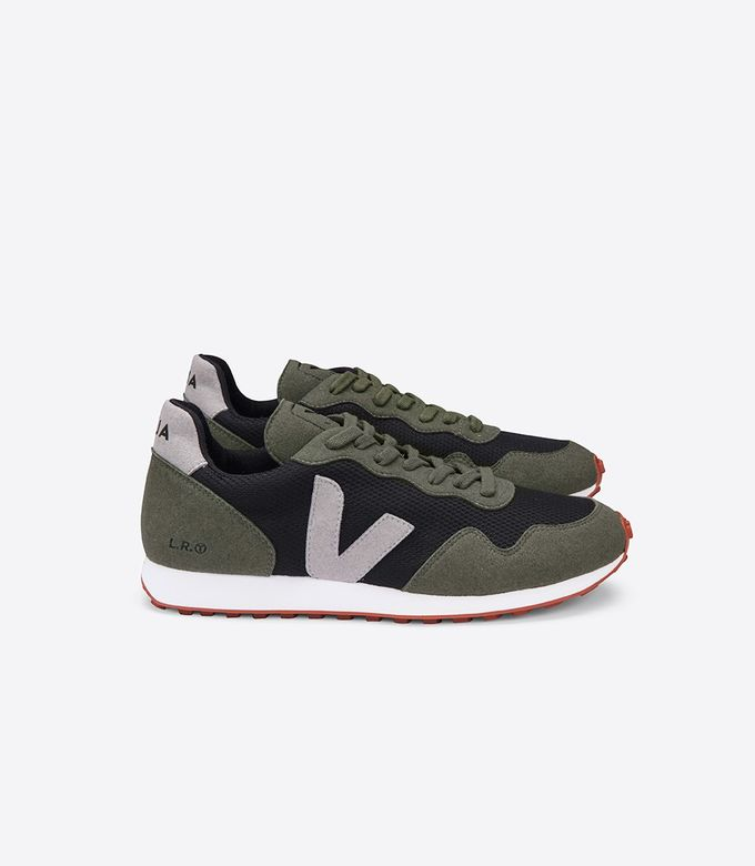 Tennarit | SDU-REC B-mesh black oxford grey olive